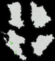 Cartes des communes (données du site)