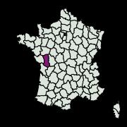 carte de répartition de Oxyptilus gibeauxi (Bigot, Nel & Picard, 1990)
