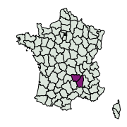 carte de répartition de Pancalia sp.