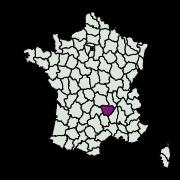 carte de répartition de Coleophora sp.