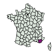 carte de répartition de Carcharodus sp.
