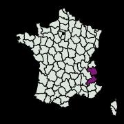 carte de répartition de Micropterix sp.