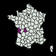 carte de répartition de Sterrhopterix sp.