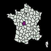 carte de répartition de Cydia conicolana (Heylaerts, 1874)